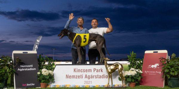 2021 Magyar Derby Győztesek V. rész – Papa Adrian